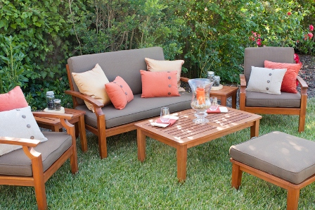 Introducing Our Brand New Teak Furniture