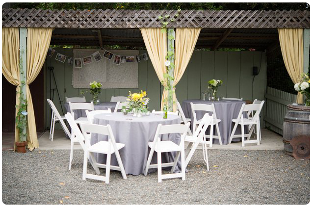 A Spring Backyard Wedding | Cute Wedding Themes and Ideas | Encore