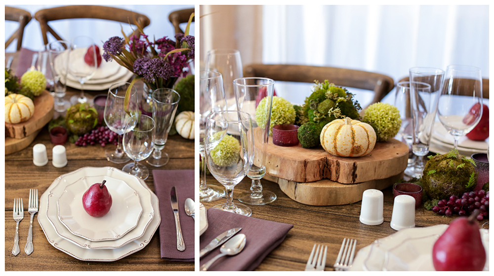 Thanksgiving table design 7