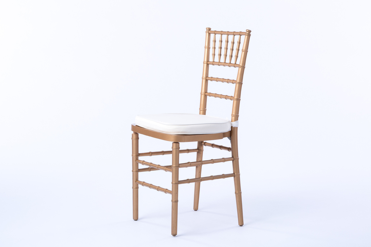 Gold Chiavari Chair - Sign up to our blog
