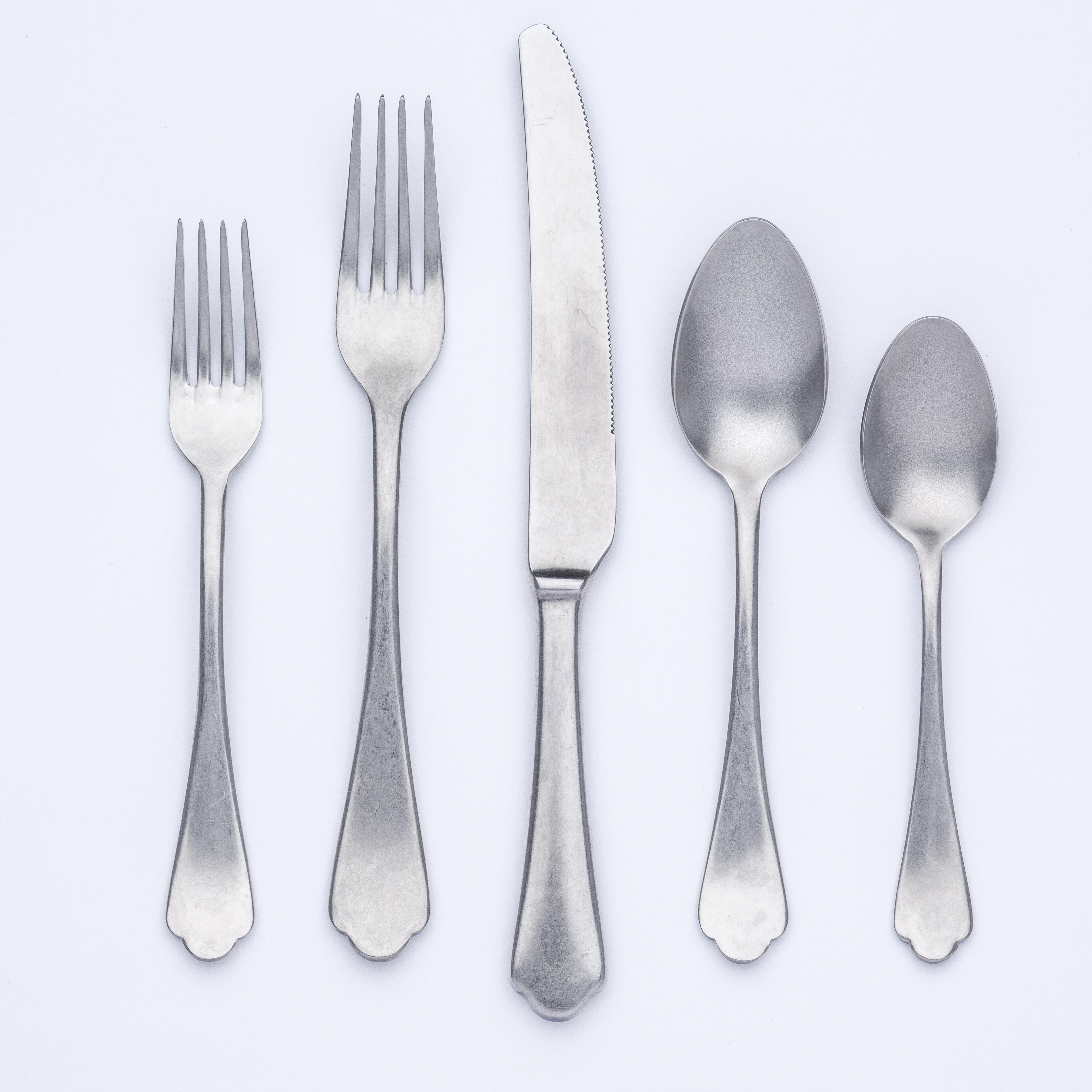 Unique Flatware In Pewter Vertical Best Free Home