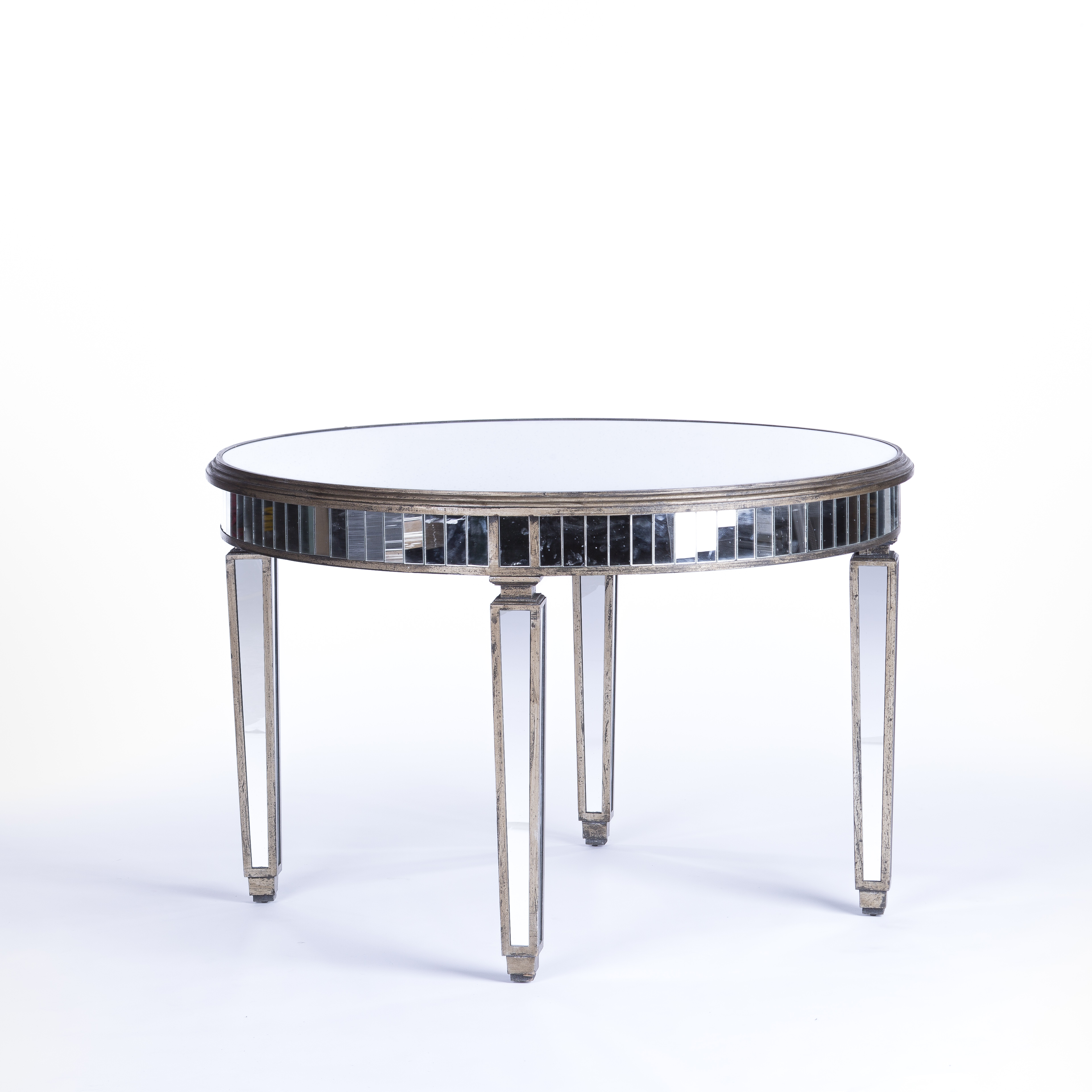 Mirrored Furniture Rental
