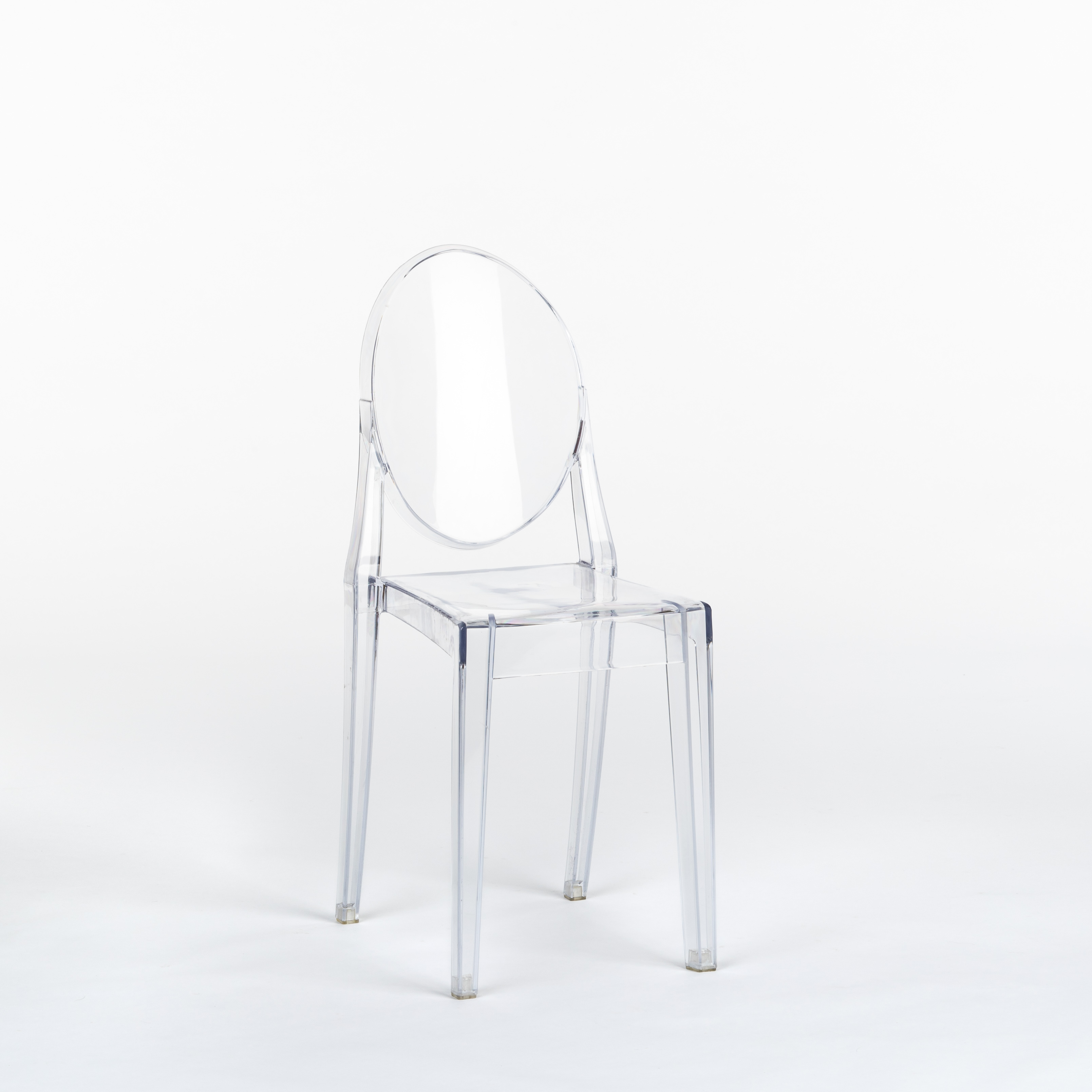 clear louis style acrylic arm chair clear ebay modern clear