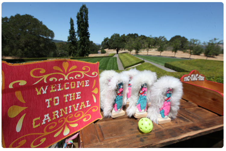 carnival themed event | carnival theme rentals