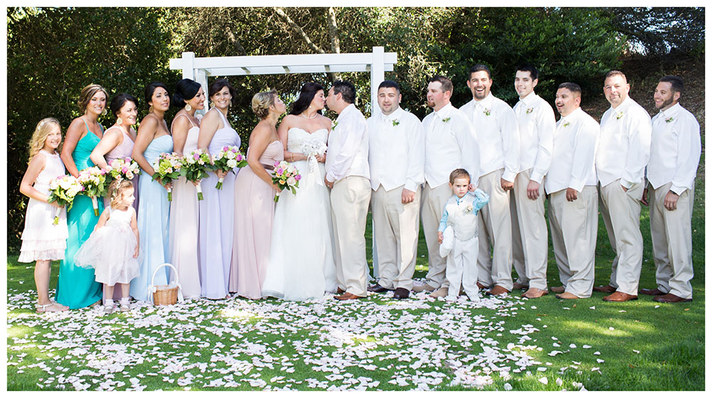 A Sparkly Chic Wedding for Lyndsey and Gabe