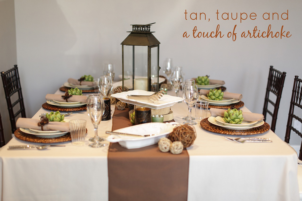 Thanksgiving Tables - 10