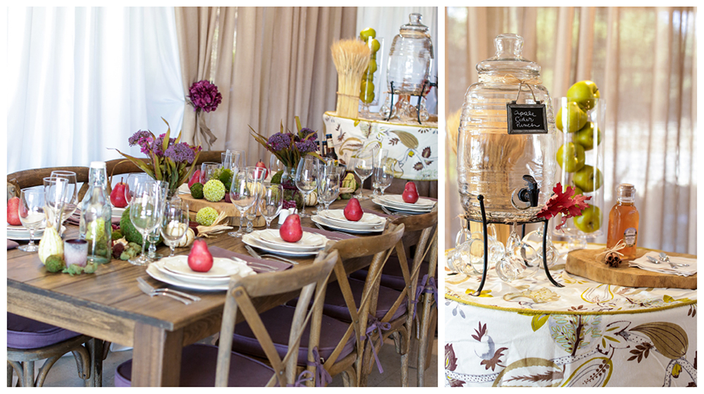 Thanksgiving table design 4