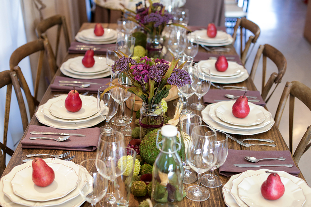Thanksgiving table design 5