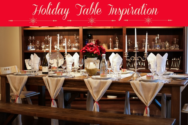 Holiday Tables - 01