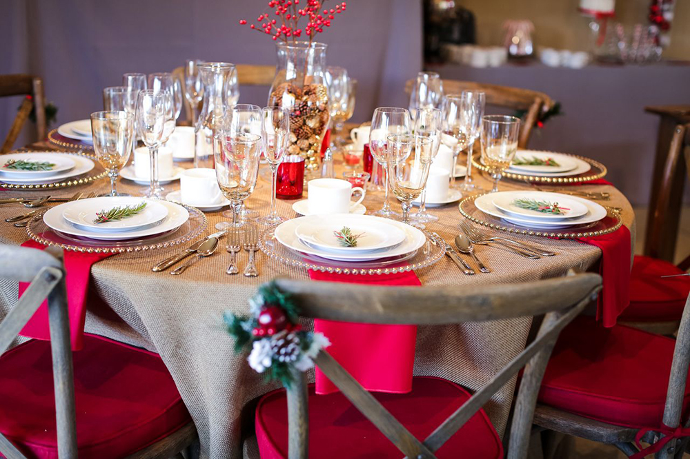 Holiday Tables - 15