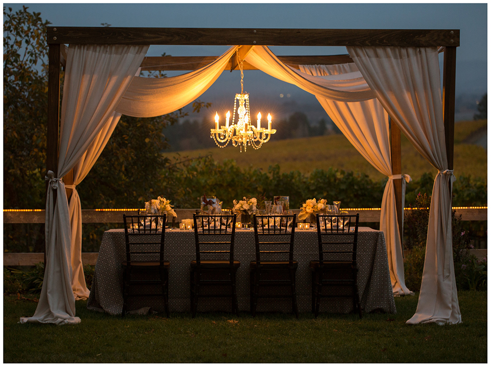 Wedding Inspiration: Elegant and Modern Wedding Design | Twilight