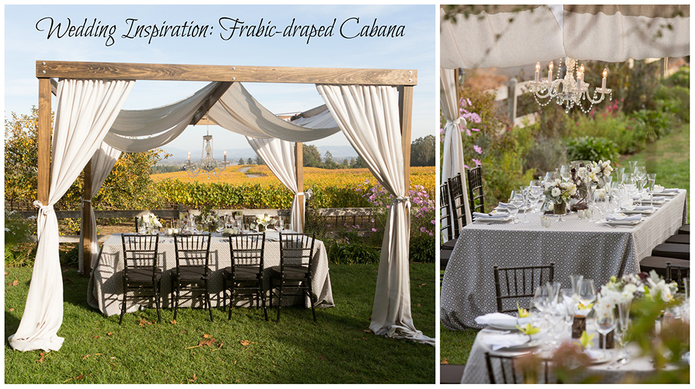 Wedding Inspiration: Elegant and Modern Wedding Design | Cabana 2