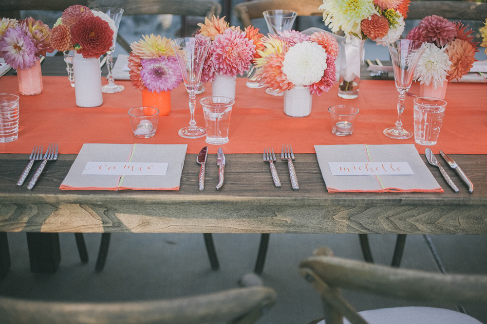 Whimsical Chic Wedding - 14