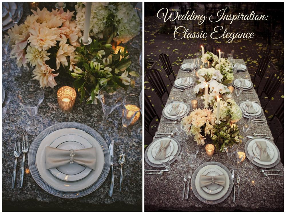 Classic Elegance Wedding Design 7