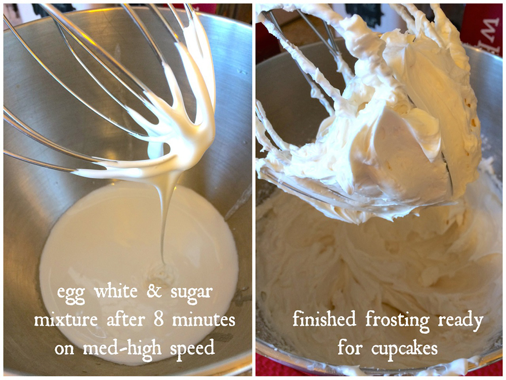 Crispy Magic Buttercream Recipe whisking