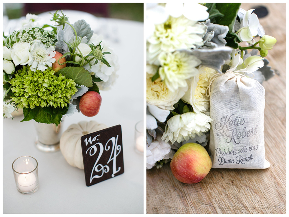 Orchard Chic Wedding - 17