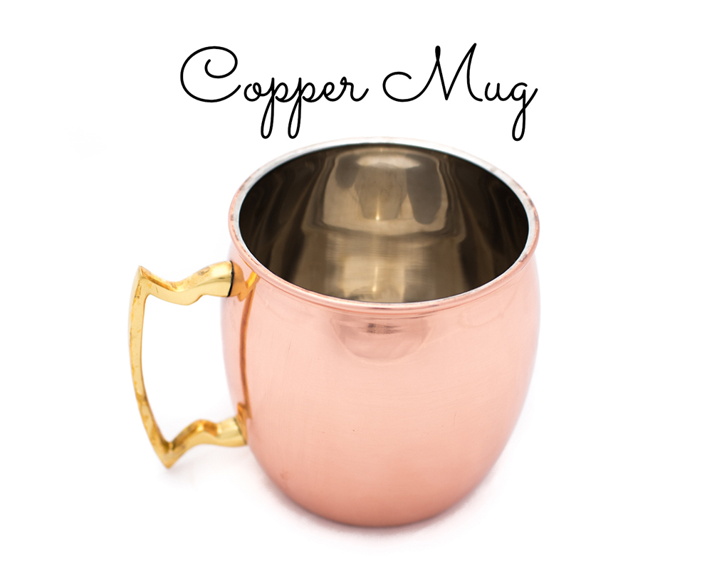 Rent a copper mug