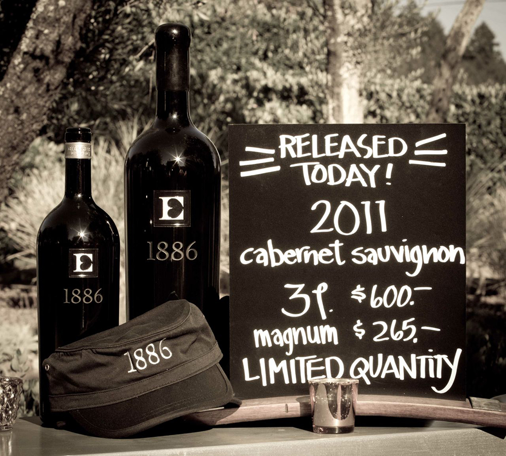 Ehlers Estate Wine Release Party