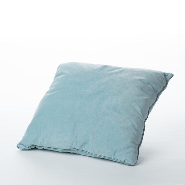French Blue Pillow