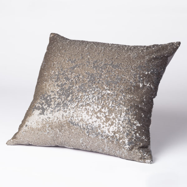 Pixie Silver Pillow