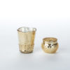 Array Gold Votives_4 and 2 inch