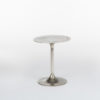 Nickel Accent Table