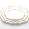 Bellissima Gold Plates_12 inch-10 inch-8 inch