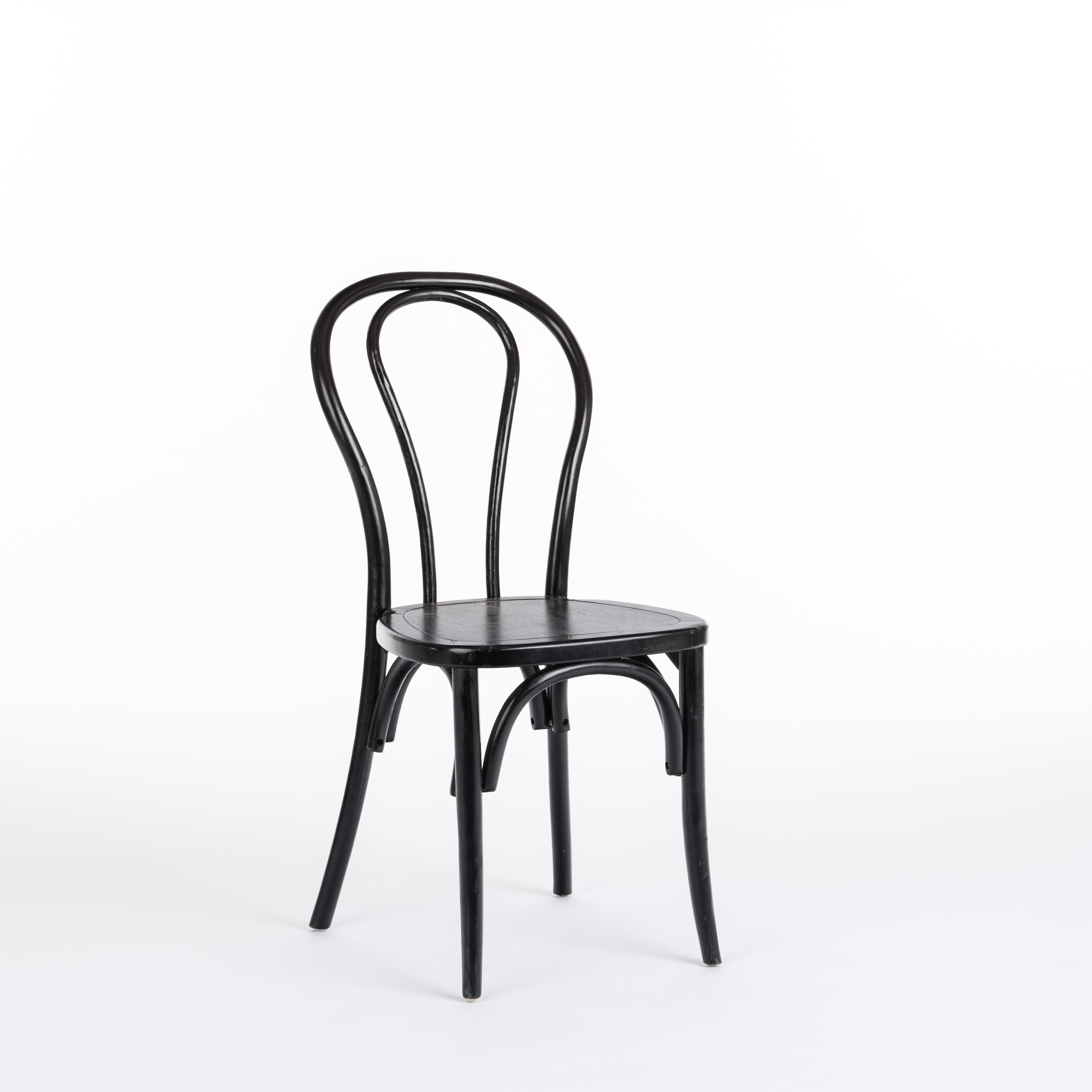 Exceptionnel Bentwood Chair, Black
