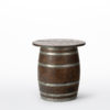 Barlow Wine Barrel Cocktail Table
