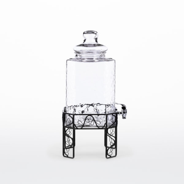 Beverage Container_2.25 Gallon with stand