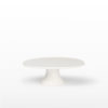 Cake Stand White Footed 10.25 inch