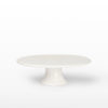 Cake Stand White Footed 12.25 inch