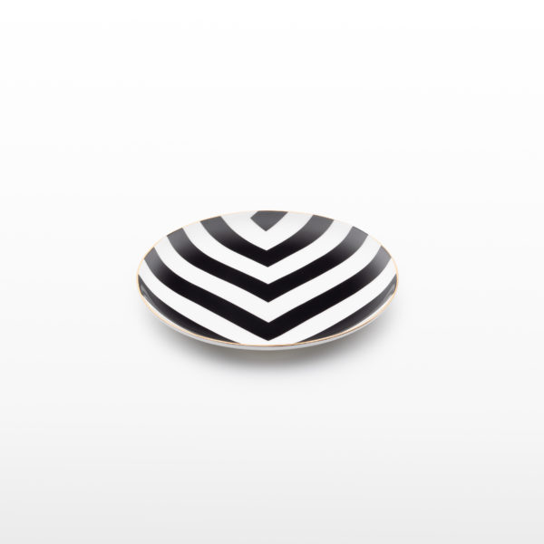 Harlan Accent Plate 8 inch