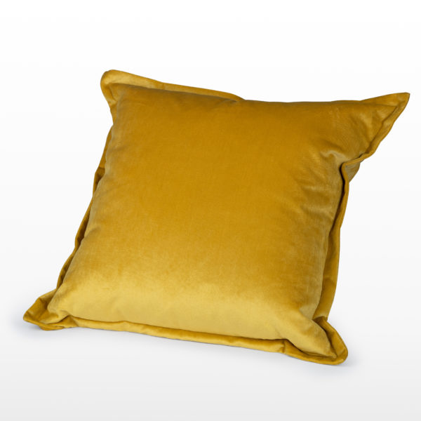 Square Belvedere Curry Pillow