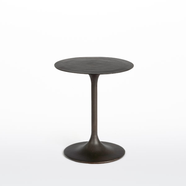 Stella Rust Accent Table