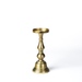 Athena Gold Candle Holder_11.5inch